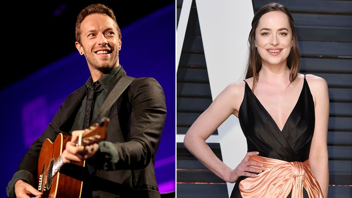 Photo of Dakota Johnson espera a su primer hijo junto a su pareja Chris Martin
