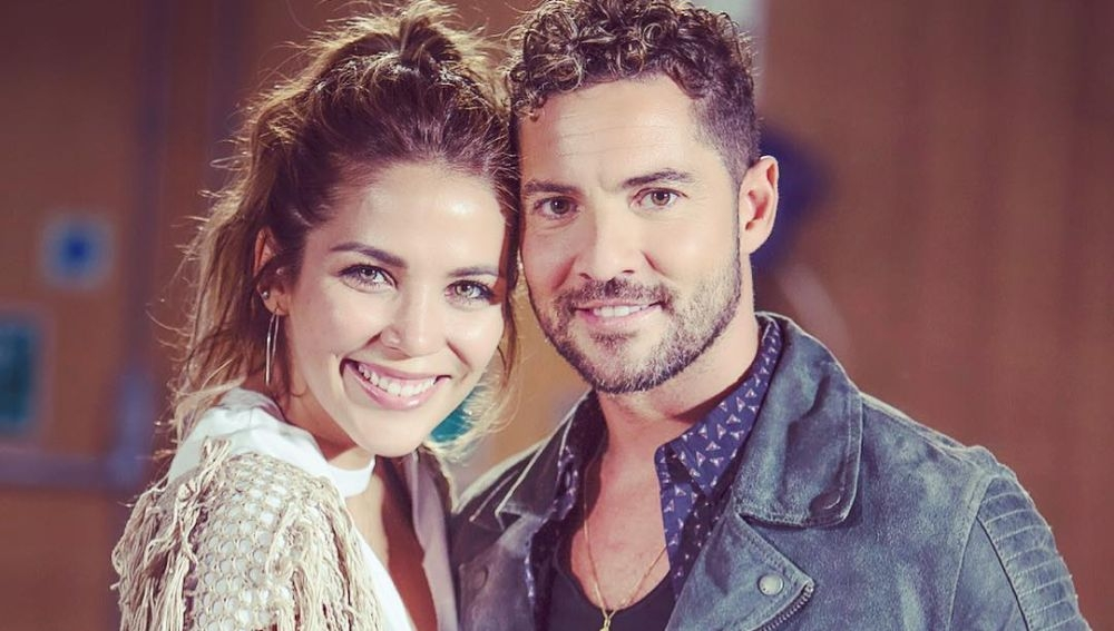 Photo of David Bisbal y Rosanna Zanetti van a ser padres