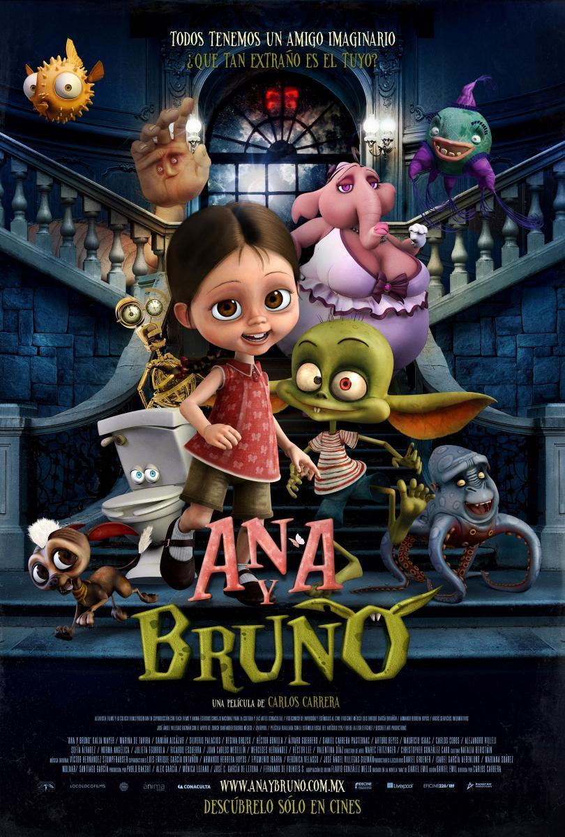Photo of Jueves de estreno con «Ana y Bruno»