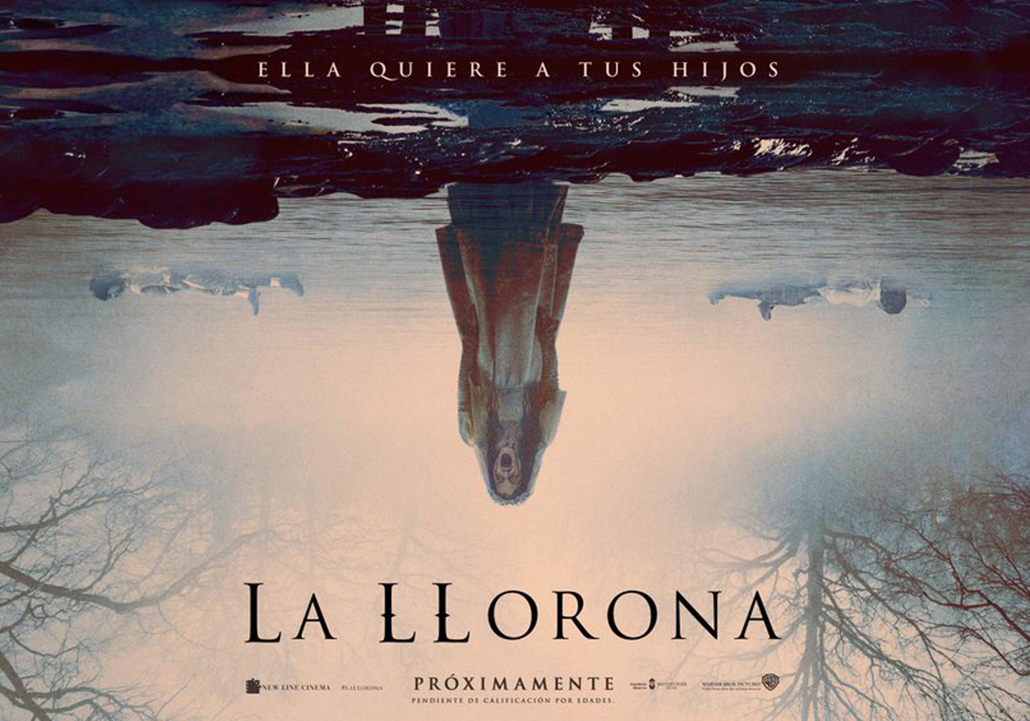 Photo of Estreno del tráiler de «La maldición de La llorona»