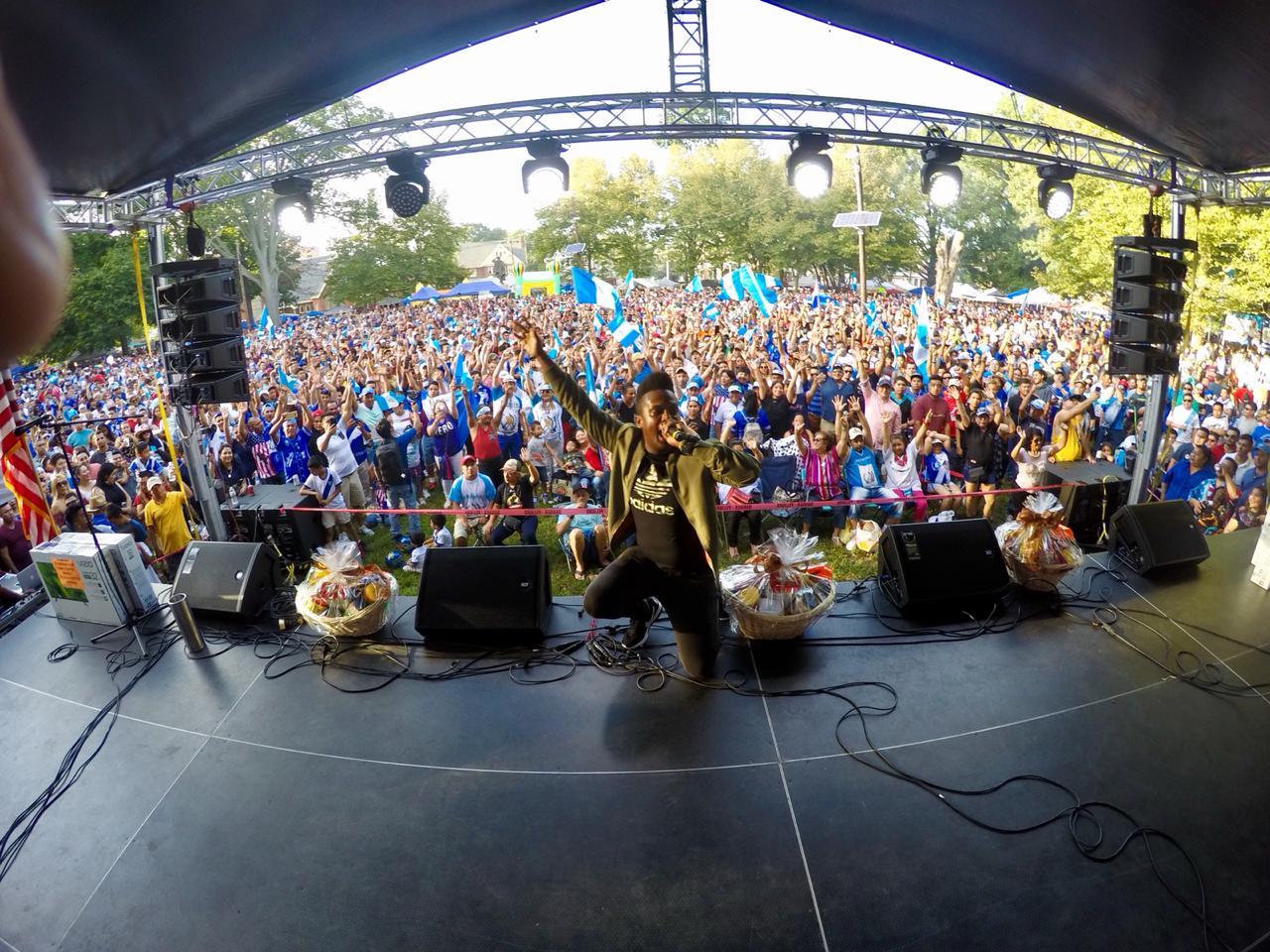 Photo of Fiti-x arrasa en festivales latinos en Estados Unidos