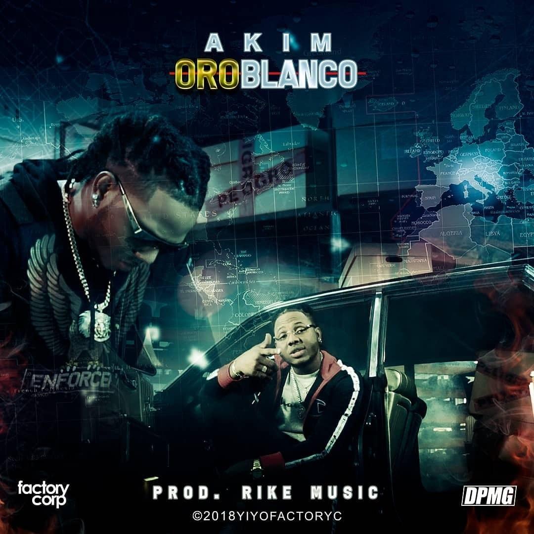 Photo of Akim lanza su nuevo tema titulado 'Oro Blanco'