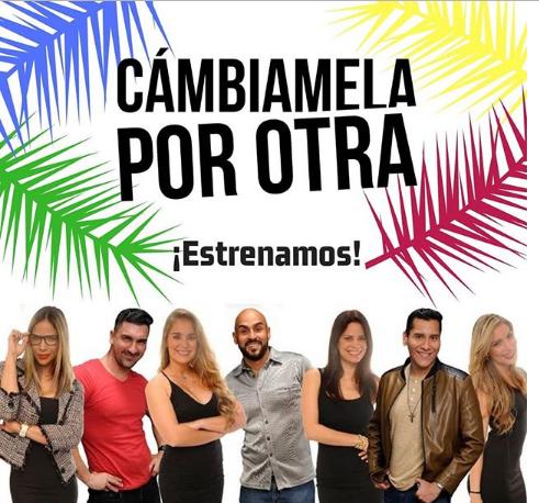"""Photo of Estreno de la obra """"Cámbiamela por otra"""""""