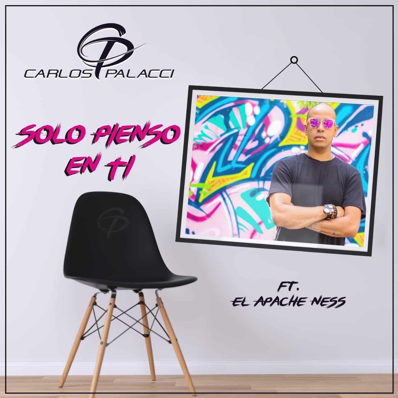 Photo of Carlos Palacci estrena Solo Pienso en Ti