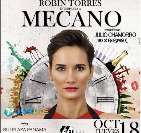 Photo of Concierto de Robin Torres en Panamá