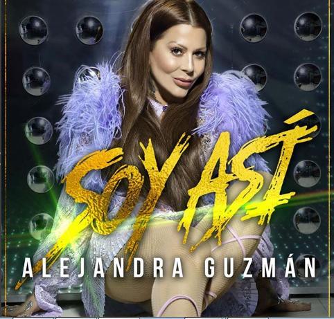 """Photo of Alejandra Guzmán presenta un adelanto de su nuevo sencillo """"Soy Así"""""""