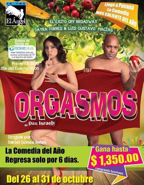 Photo of Regresa 'Orgasmos' a Teatro el Ángel