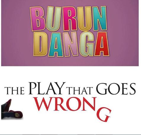 Photo of Teatro La Plaza presenta las obra «Burundanga» y «The play that goes wrong»