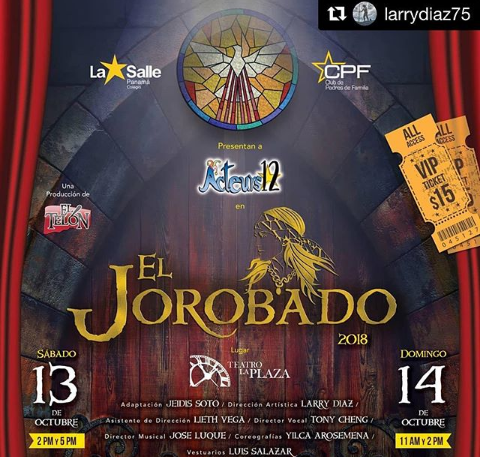 Photo of Obra de teatro «El Jorobado»