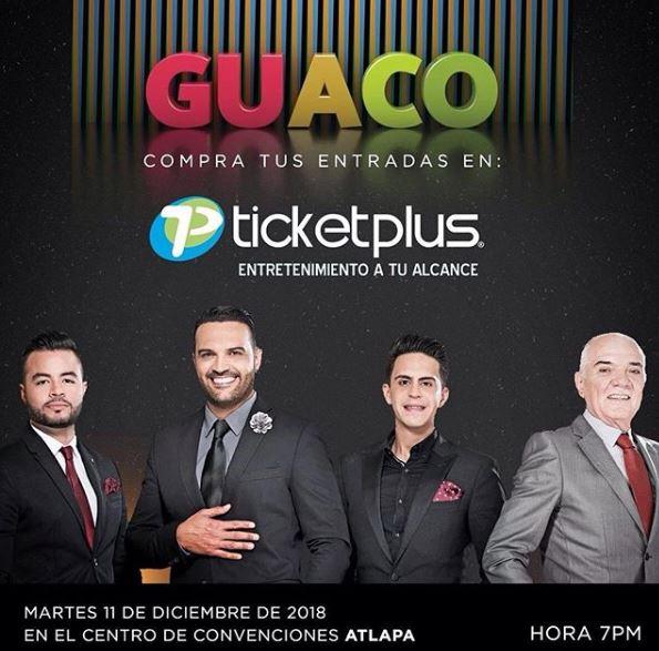 Photo of Concierto de Guaco en Panamá
