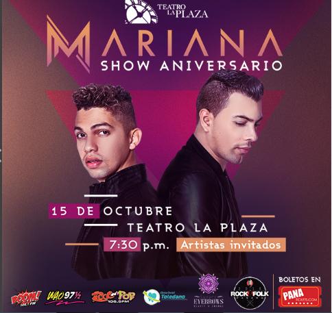 Photo of Esta noche el dúo Mariana en concierto