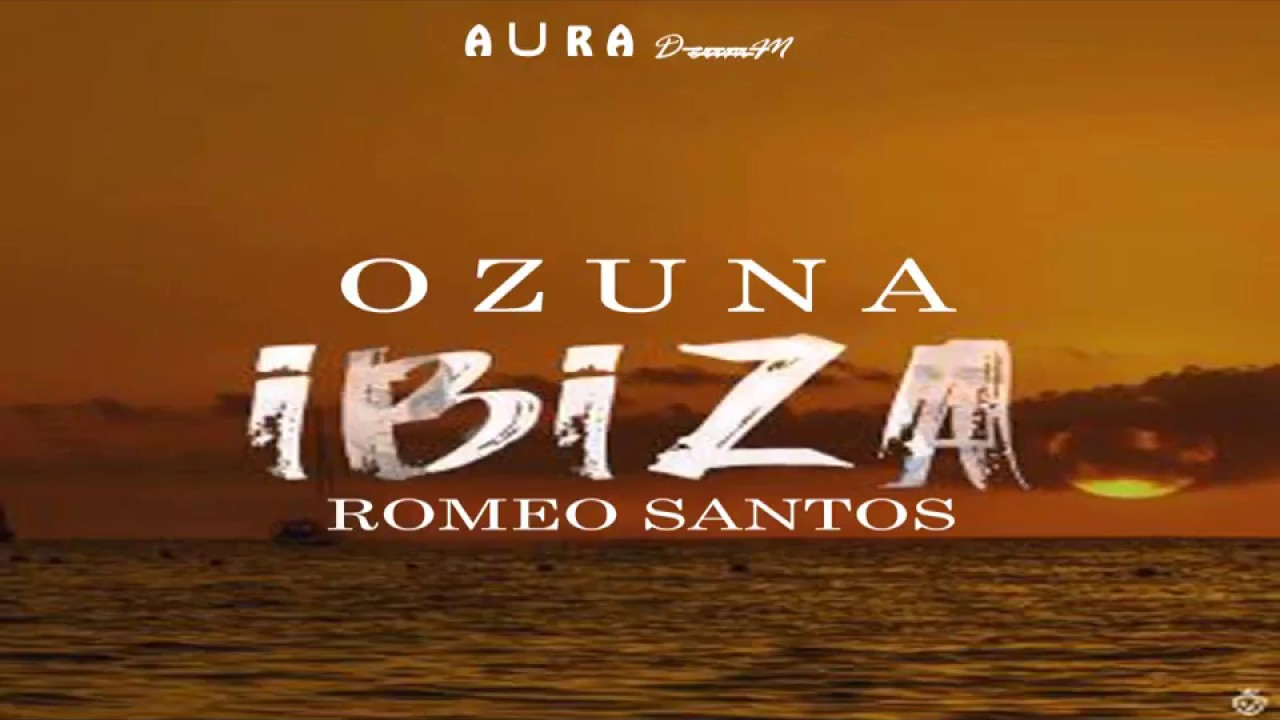 Photo of Ozuna y Romeo Santos graban su nuevo videoclip en Ibiza