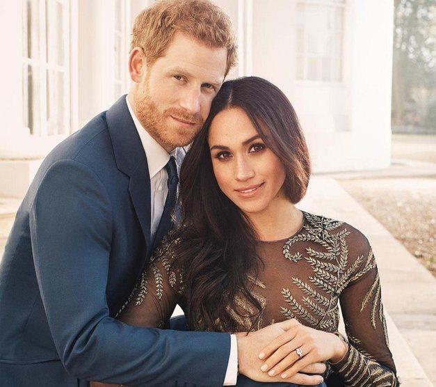 Photo of Los duques de Sussex esperan su primer bebe