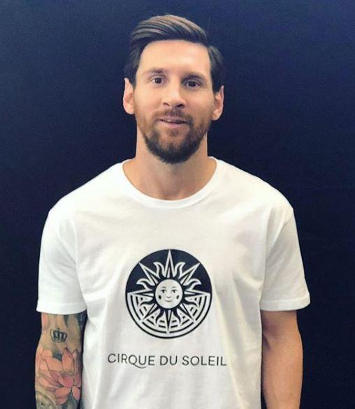 Photo of Cirque du Soleil, Pop Art Music y Sony Music trabajan en un espectáculo inspirado en Leo Messi