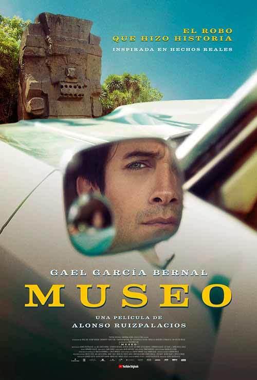 Photo of Estreno de la película 'Museo' en Cinemark