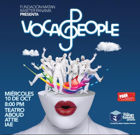 """Photo of Esta noche """"Vocal People"""" en Panamá"""