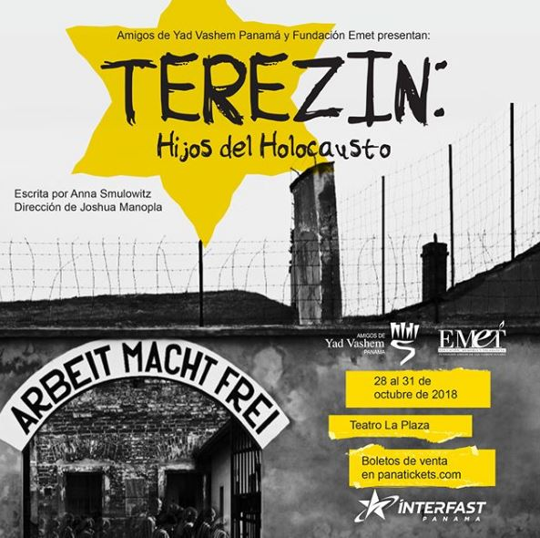 Photo of Te presentamos TEREZIN «Hijos del Holocausto»