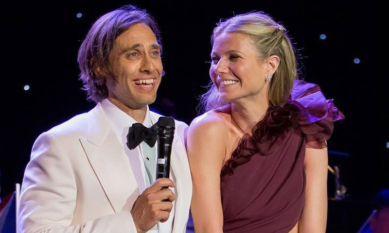 Photo of Gwyneth Paltrow y Brad Falchuk se han casado este fin de semana