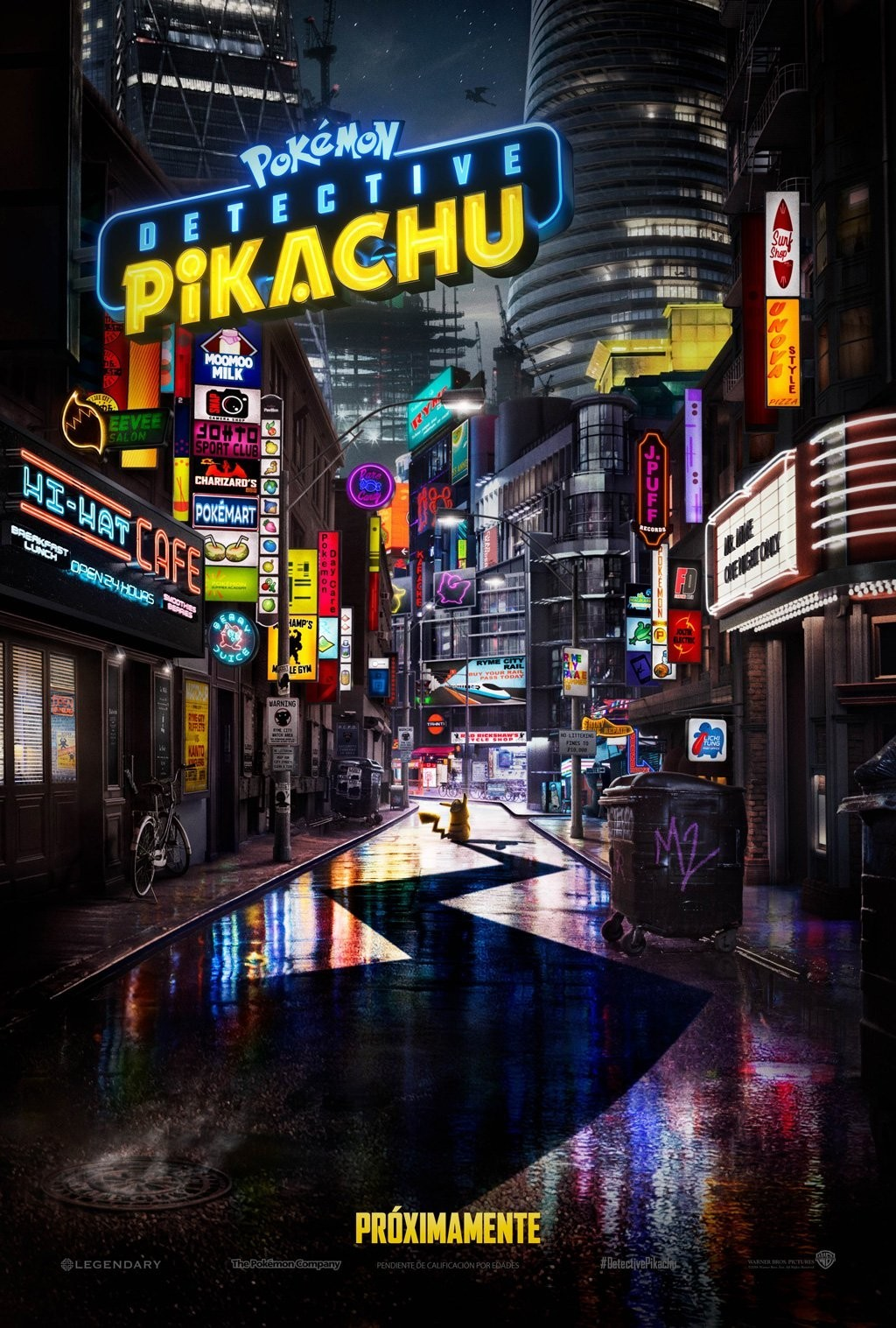 Photo of Warner Bros estrena tráiler de 'Detective Pikachu'
