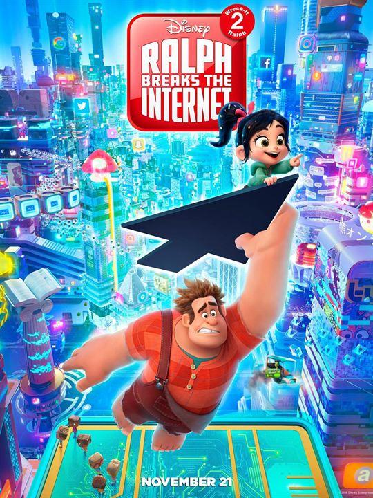 Photo of Pre venta de 'Wifi Ralph' en Cinemark