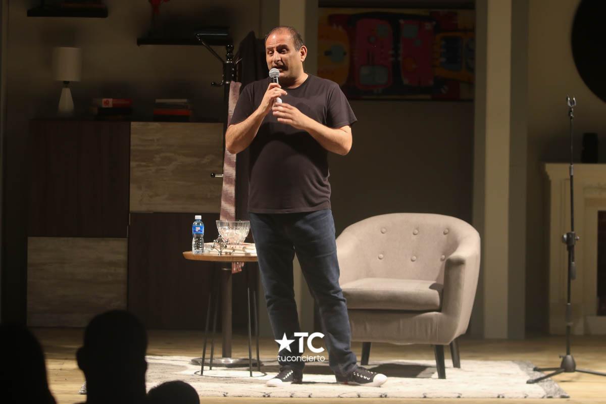 Photo of Stand Up Comedy con Aaron Zebede y Jossie Jimenez
