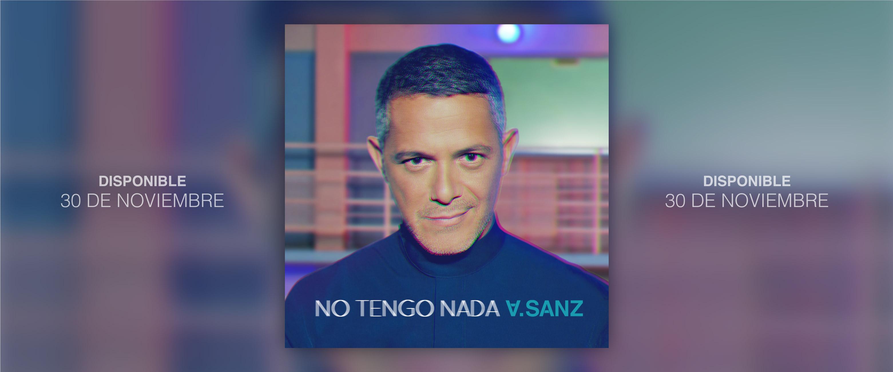 Photo of Alejandro Sanz regresa con nuevo disco