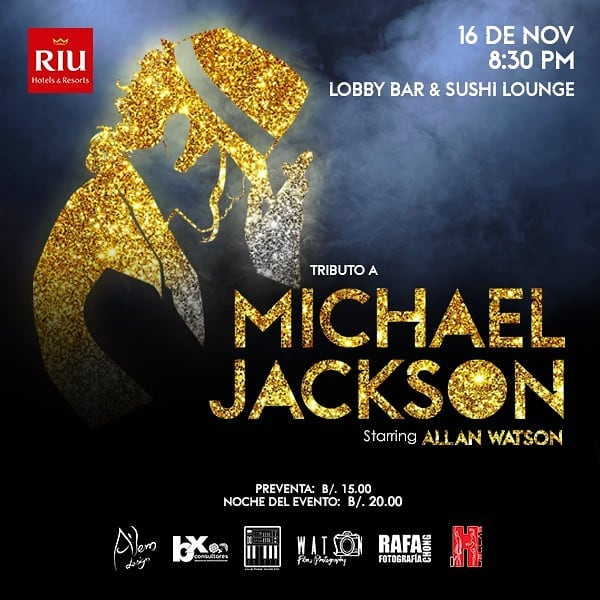 Photo of Tributo a Michael Jackson en Panamá