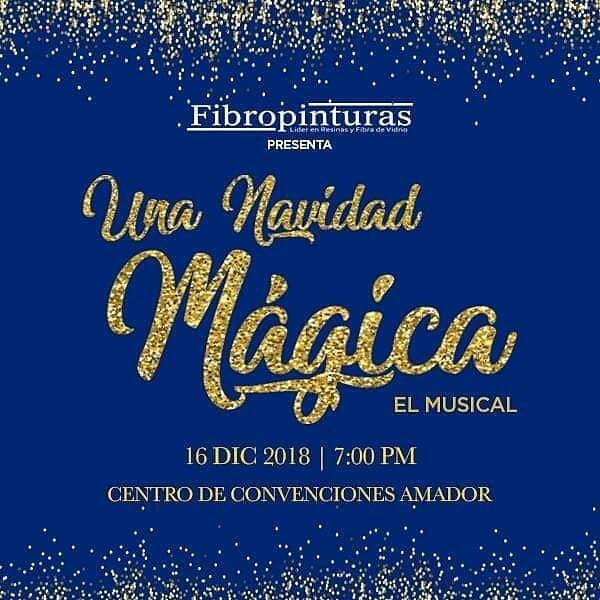 Photo of El musical 'Una Navidad Mágica' llega a Panamá