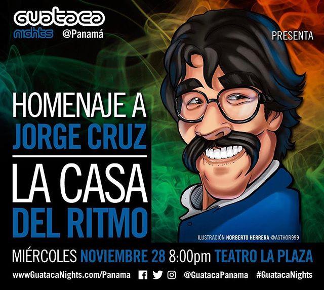 Photo of Homenaje a Jorge Cruz 'La casa del ritmo'