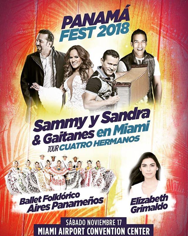 Photo of Panamá Fest 2018 en Miami