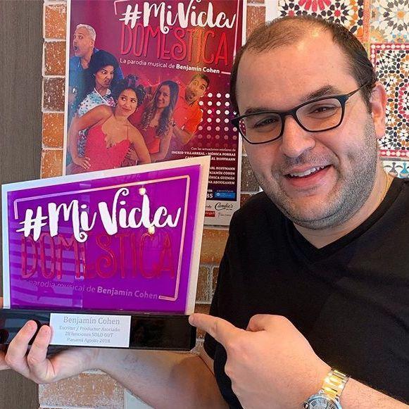 Photo of La parodia 'Mi vida Domestica' recibe galardón