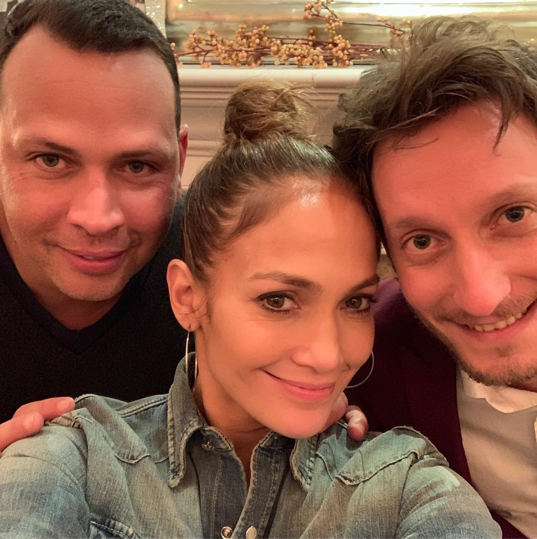 Photo of El Mentalist Lior Suchard juega una broma a Jlo