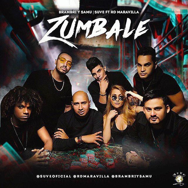 Photo of SuVe estrena el vídeo de 'Zumbale'