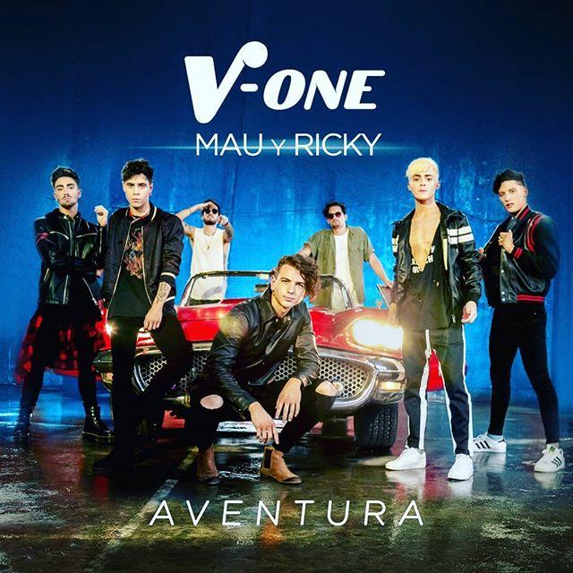Photo of V-ONE  junto a Mau y Ricky presentan 'Aventura'