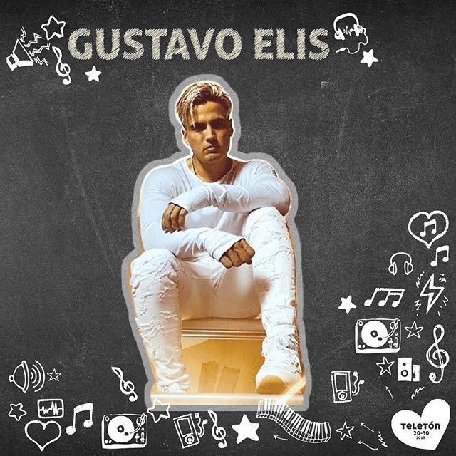 Photo of Gustavo Elis estará en la Teletón 20-30