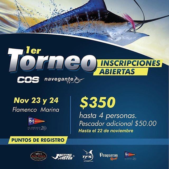 Photo of Inscripciones abiertas para el 1er. Torneo Navegante TV