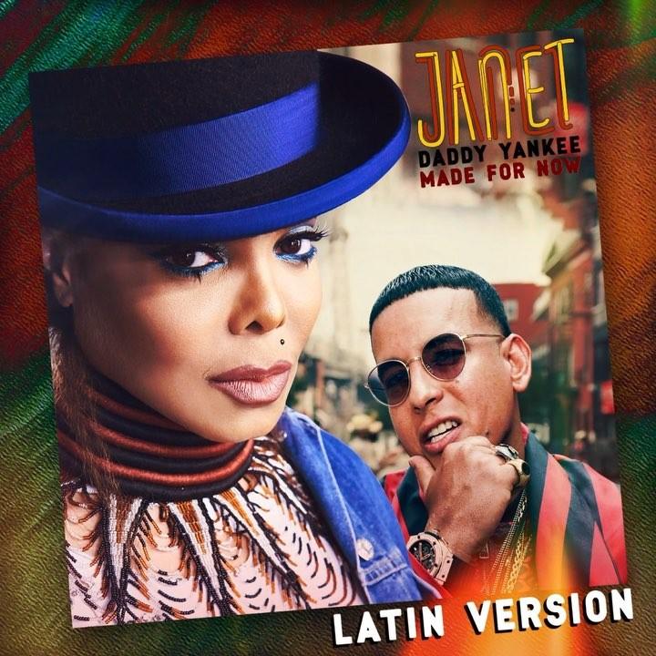 Photo of Janet Jackson y Daddy Yankee lanzaron la versión en español de «Made for Now»