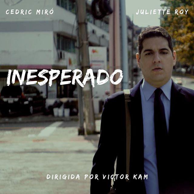 """Photo of A pocos días para el estreno del Cortometraje """"Inesperado"""""""