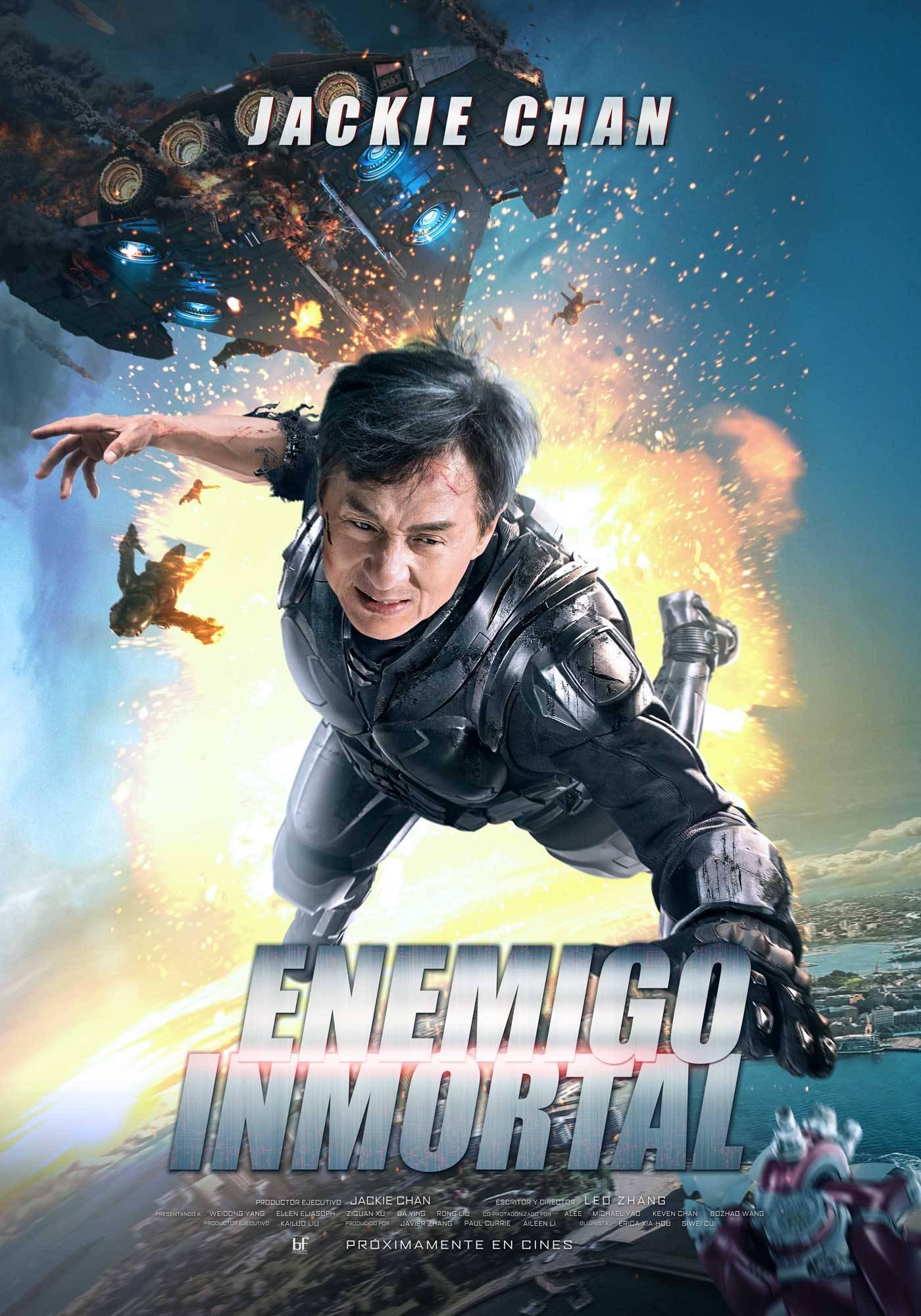 Photo of Enemigo inmortal en Cinemark