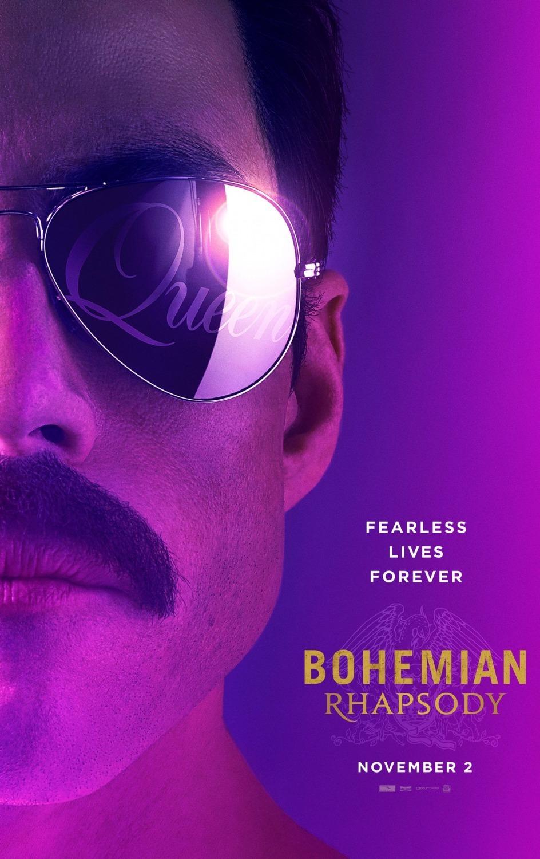 Photo of Jueves de estreno en Cinemark «Bohemian Rhapsody»
