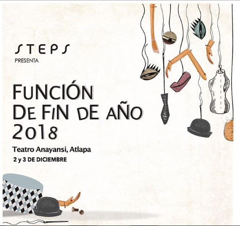 Photo of Steps presenta «La Función de Fin de Año 2018»