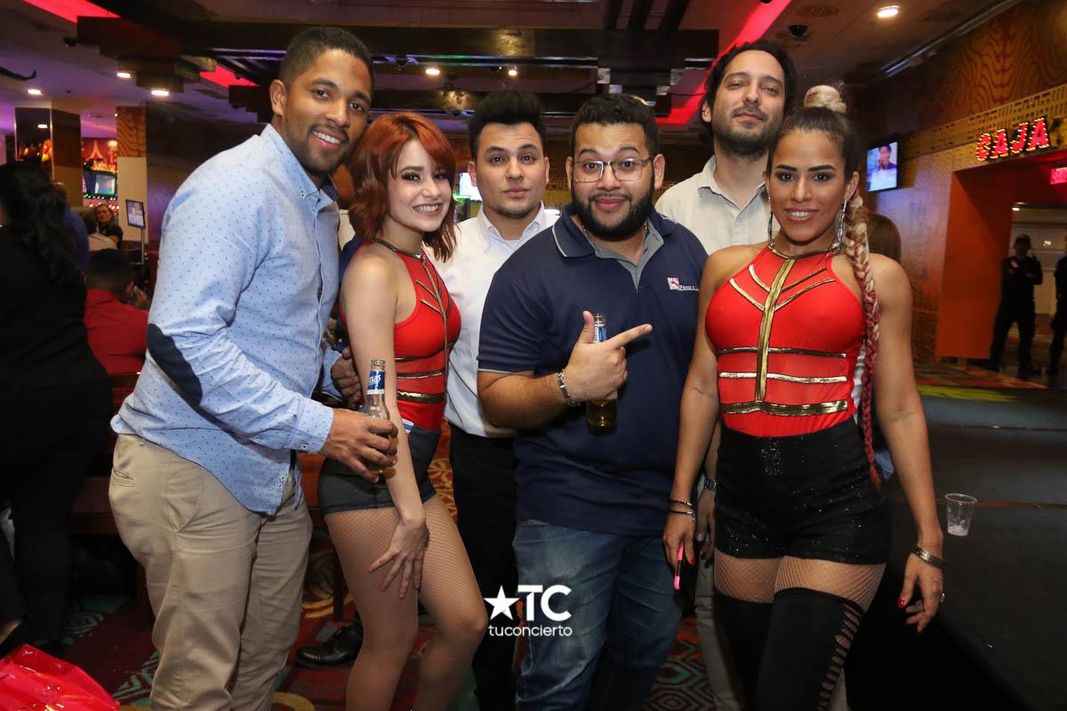 Photo of Miércoles en el casino Golden Lion