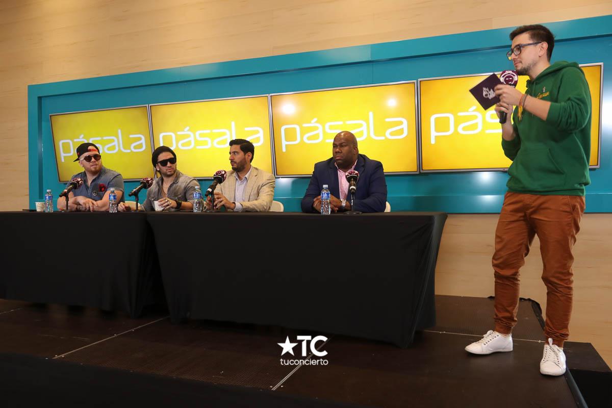Photo of Conferencia de prensa Hot Urban 2018