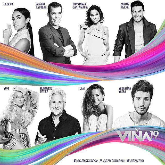 Photo of Festival Viña del Mar 2019