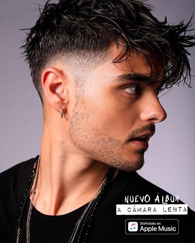 Photo of Abraham Mateo presenta su nuevo disco 'A Cámara lenta'