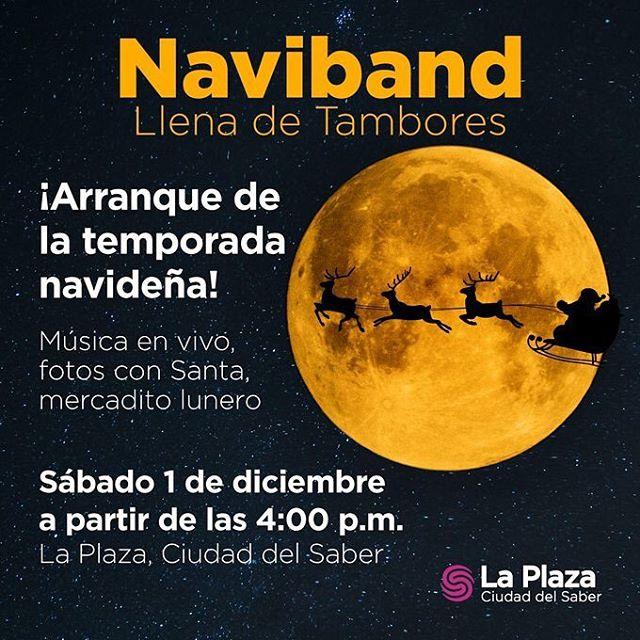 Photo of Naviband llena de Tambores
