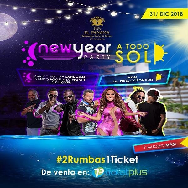 Photo of New Year Party en Hotel el Panamá