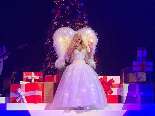Photo of Mariah Carey de gira por Europa
