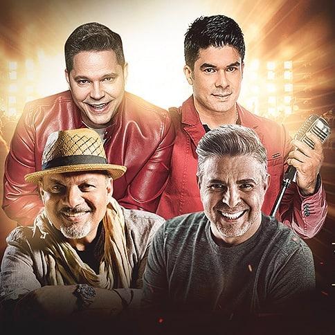 """Photo of Gran concierto de """"3 Salseros y 1 cantautor"""" en Panamá"""