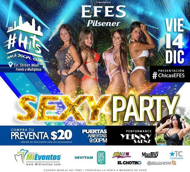 Photo of Sexy Party en Hits Bar Panamá